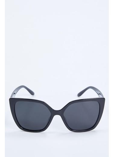 DeFacto Kalın Çerçeveli Güneş Gözlüğü Siyah